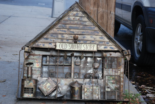 Old Saute Store