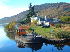 One man and his barge (☜✿☞ Bo ☜✿☞) Tags: scotland canal highlands scenic vivid barge haribo inverness lockness caledoniancanal supershot 50faves 35faves 100comments mywinners abigfave bargeman platinumphoto holidaysvacanzeurlaub superbmasterpiece megashot theunforgettablepictures photofaceoffwinner theperfectphotographer worldwidelandscapes haribosphotos peopleenjoyingnature mygearandme mygearandmepremium rememberthatmomentlevel1 rememberthatmomentlevel2