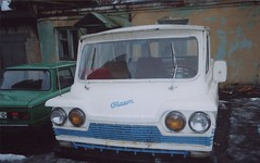 GAZ CTAPT front (the new trail of tears) Tags: start gaz zil ussr eisenhower ctapt