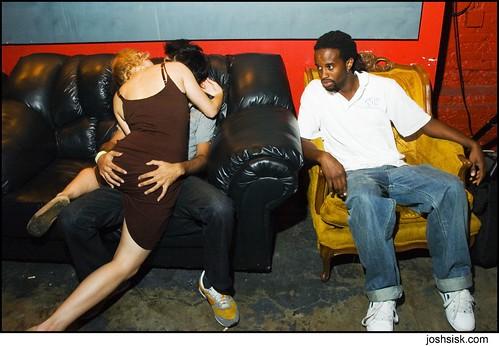 clubbing.