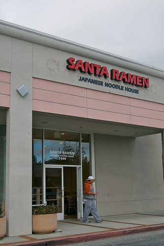 Santa Ramen, San Mateo