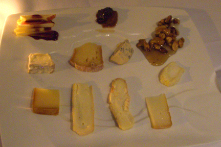 Naha Cheese Course