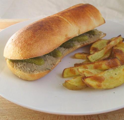 Pate Sandwich
