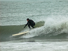 Happy New Year!!! (pilz8) Tags: ocean wave surfing atlantic obx longboarding pilz8
