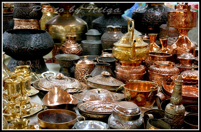 Stall at Sunday market