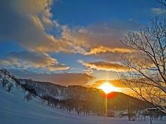 Annupuri Sunrise