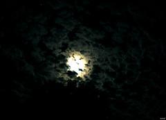 Thunder Catz ([ naufal ]) Tags: light sky moon male face night clouds dark angle midnight maldives fujifinepix s8000fd
