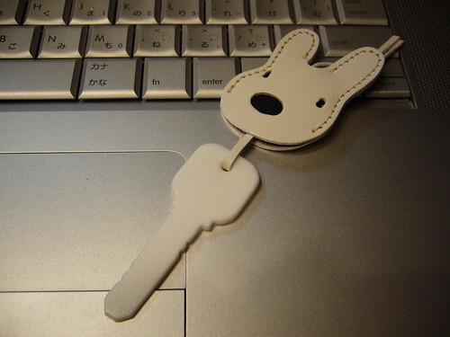 リサのキーホルダー2