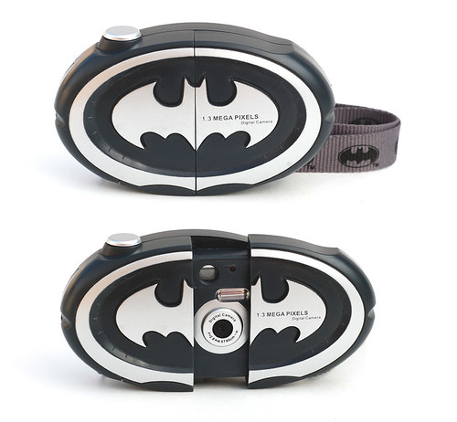 Batman Digital Camera