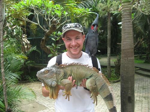 The Bali Zoo