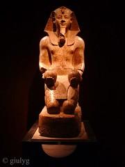 Egyptian statue (giulyg) Tags: wetraveltheworld mykindofpicturegallery