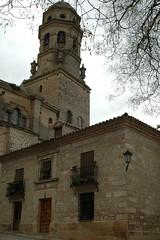 Catedral, Com Seu Campanrio Altaneiro (nfcastro) Tags: espaa spain espanha baeza