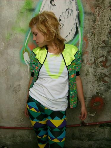 Agradable Compania - Ropa - Verano 2008 chaqueta fluo moda verano españa moda barcelona argentina