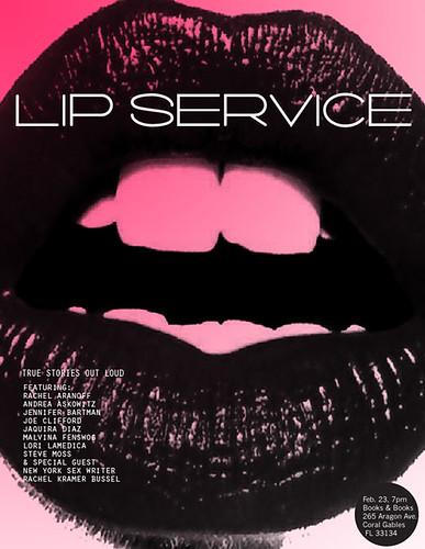 Lip Service 5, Miami, February 23rd