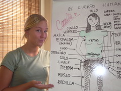 Students learning Spanish in Alicante by Zador Spanish schools Spain, on Flickr
