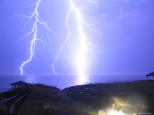 Lightning Strike, OBX 2005