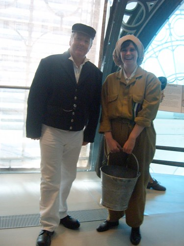 LT Museum Period Actors