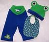 Little Froggie Set size 12mo