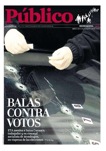 Balas contra votos