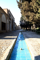 the crossing of the boundary (an+dh) Tags: iran kashan fingarden