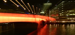 London Bridge by Night 1 (creativeprojects) Tags: londonnight londonatnight londonnightlightlightsnightime