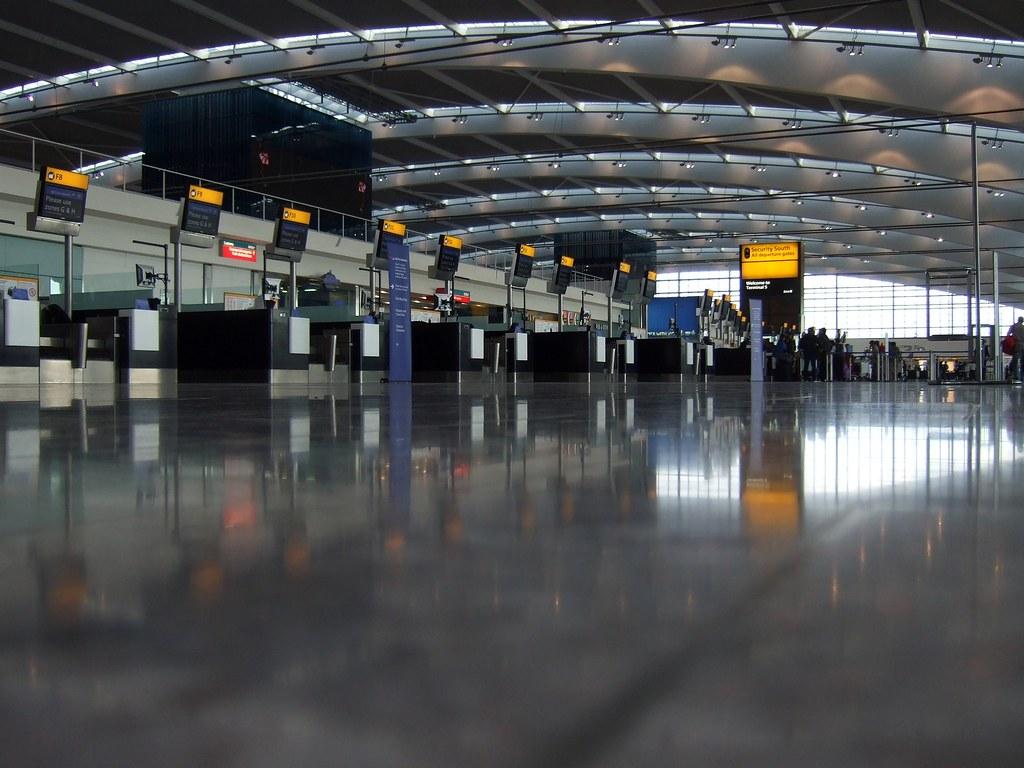Heathrow Airport Parking