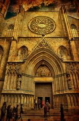 Barcelona (II) Catedral del Mar