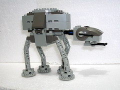 Lego mini At-At