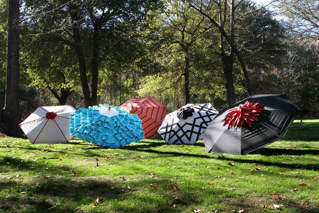 Warp Weft Co. Patio Umbrellas