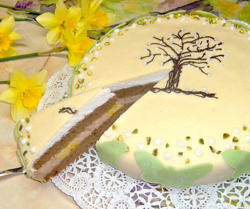 Spring Cake by you.