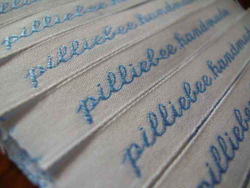 Pilliebee Labels