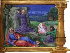Rosenwlads ms 10-Jardin de Getsemani (detalle)