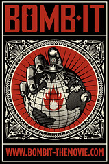 Bomb It: Official Movie Poster