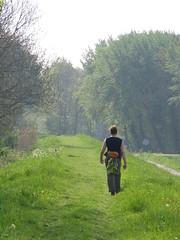 IMG_2334 (kassandrus) Tags: netherlands hiking dike muiden