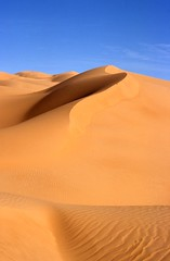 Dunes near Sabhah (alfjodor) Tags: italy sahara landscape dune lybia reportage fezzan scansionedadia