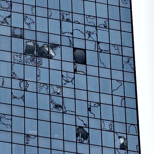 Atlanta tornado damage #4 (crop of #3)