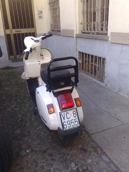 Vespa 125cc 2