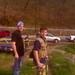 Two dudes fishin'
