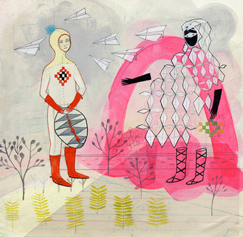 Lesbo Vrouven - Encore la mort