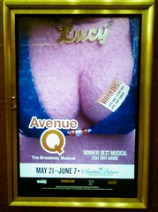 Avenue Q at Cadillac Palace Theater