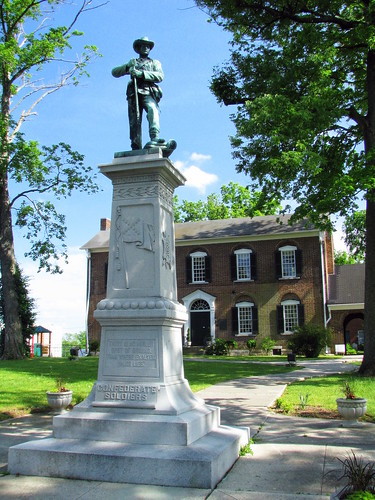 Confederate Monument at Trousdale Place