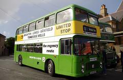 Shanklin (fgrsimon) Tags: isleofwightbeerandbusesweekend isleofwight shanklin bristolvr brightonhove 651 aap651t vintagebus ecw easterncoachworks