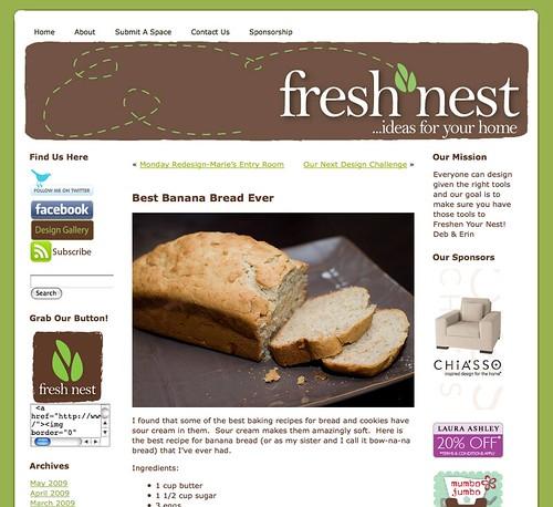 Fresh Nest Design