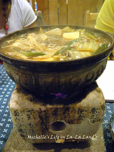 Hana No Ki- Salmon Hot Pot