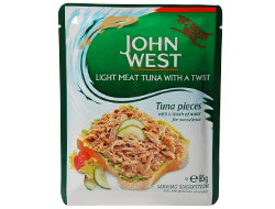 John West Tuna Pack