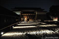 SUV_8815 (Cougar-Studio) Tags: castle nikon kyoto 京都 d3 nijo 二条城 nijocastle 世界遺產 元離宮 20110404