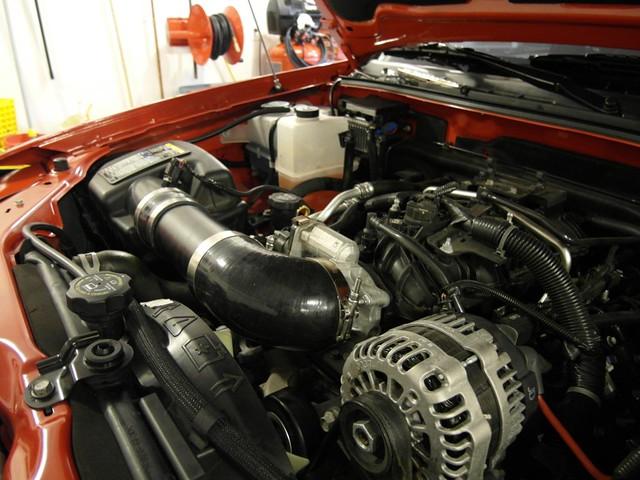 15753 Volant Air Intake System w// Box Fits 09-12 Chevrolet Colorado /& GMC Canyon