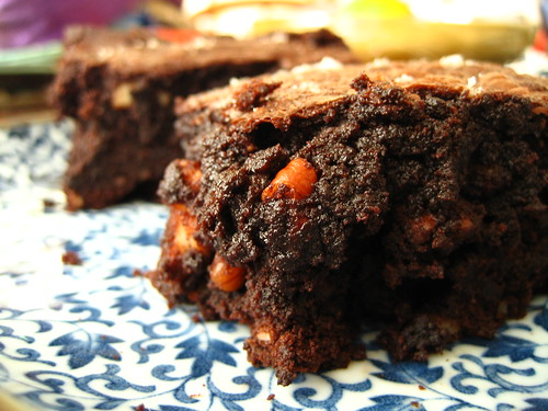 barcelona brownies