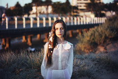 - (Jeannine Tan) Tags: sunset anna beach photoshoot genna kelsey denton