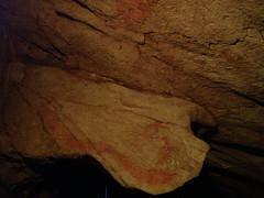 PC311258 (Chentinno) Tags: underground mexico skull ancient paintings caves grutas cuevas guerrero juxtlahuaca